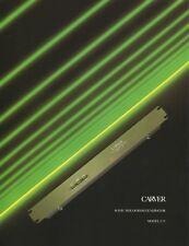 Carver Vintage Electronics Manuals for sale | eBay