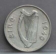 Ireland Ierland - 6 Pence 1940 - KM# 13