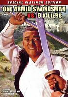 One Armed Swordsman Vs. 9 Killers -Hong Kong RARE Kung Fu Martial Arts