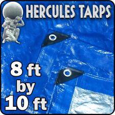 Hercules Tent Shelter Tarp Cover Waterproof Tarpaulin Plastic Tarp Protection.