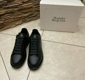 Alexander McQueen Black Men's SNEAKER/ UK 9/US 10 /EUR 43 /Italy/Oversized shoes