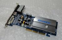 128MB Albatron Nvidia GeForce Graphics Card Unit / GPU VGA, TV, DVI FX5200LP