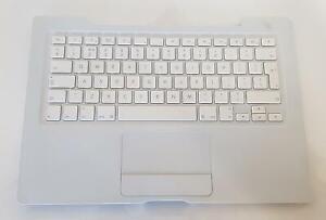 Apple MacBook 13 A1181 UK Laptop Keyboard Palmrest Touchpad Assembly 613-7116