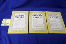 National geographic magazine Not Complete Set 1940