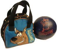 Vintage Scooby-Doo Brunswick 2000 Cartoon Network H. Barbera Bowling Ball 6.85