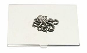 Octopus L Business Credit Card Holder SBC Personalised 248