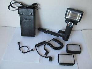 Nikon SB-14 Speedlight w/SD-7 Battery Pack ****