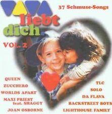 Viva t'aime 2 (1996) queen, Backstreet Boys, plongeurs, tina turner [double CD]
