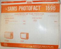 Sams Photofact Magazine Sankyo & Magnavox No.1696 November 1977 022615r