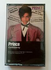 Controversy by Prince (Cassette, Warner Bros.) Tested Works