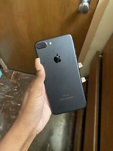 Apple iPhone 7 Plus - 32GB - Jet Black (Unlocked) A1784 (GSM)