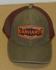 Carhartt Silvermine Cap 103065-909 Dark Coffee