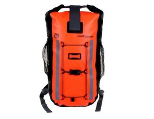 20, 30 Litre Backpack OverBoard Pro Vis Hi Vis Orange Or Yellow Outdoor Hiking