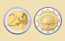 2 EURO * Slovenië 2007 Slovenie *** Traité verdrag Rome !!!!!!