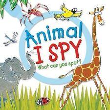 Animal I Spy, , New Book
