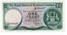 Ecosse SCOTLAND Billet 1 POUND 1972 P336 QUASI NEUF  // UNC-