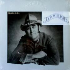 DON WILLIAMS - ESPECIALLY FOR YOU - MCA LBL - 1981 LP - STILL  SEALED
