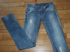 LE TEMPS DES CERISES Jeans pour Femme W 25 - L 32  Taille FR 34  (Réf #S316)