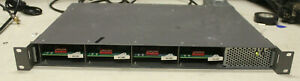 AJA FR1 with 4x RH10MD HD-SDI Distribution Amplifier with Down Converter