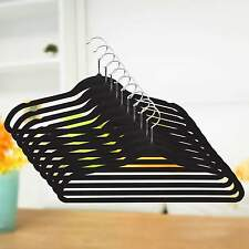 50Pcs Adult Slim No Slip Coat Clothes Hangers Garment - Space Saving