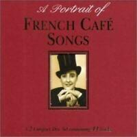 Various Artists - A Portrait Of French Cafe Songs (CD) (1997)