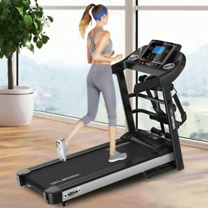 Home Shockproof Running Machine Foldable Treadmill Multifunctional Walking
