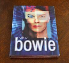 David Bowie - Best of Bowie (DVD, 2002, 2-Disc Set) VG++