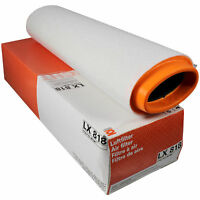 Original MAHLE / KNECHT Luftfilter Filter LX 818 Air