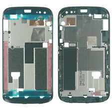 Original HTC Desire X display lcd frame housing brezel adhesive black