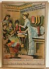 Diamond Dyes Class in Economy Booklet Trade Card Quack Medicine Kidney Wort