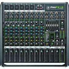 Mackie ProFX12 Professional Line/Mic Mixer