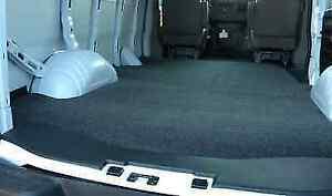 """BedRug VRDP14M Custom VanRug Protection Cargo Mat for Ram Promaster w/118"""" WB"""