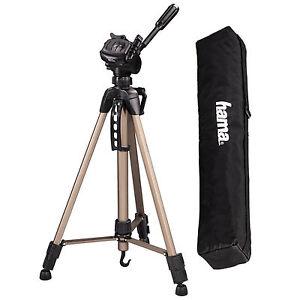 Hama Star 61 Universal Tripod Legs with Pan Head Kit for DSLR Camera Video 4161