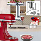 Food Meat Grinder Attachment For KitchenAid Kitchen Aid Stand Mixer Accessories photo