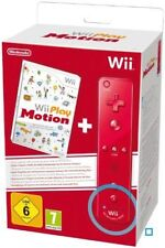 PACK WII PLAY MOTION + WII REMOTE PLUS  --- PACK NEUF  pour WII