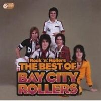"BAY CITY ROLLERS ""ROCK'N ROLLERS: THE BEST OF"" 2 CD NEU"