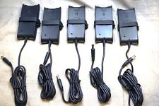 Lot of 5 DELL PA-12 genuine original AC ADAPTER 65W PA-1650-06D3 DF263 + AC cord