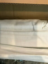 "Pottery Barn Custom Emery Cordless Roman Shade 35"" x 48"" White NEW"