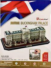 Buckingham Palace - (S.T.E.A.M) CubicFun 3D puzzle MC162h 72pcs
