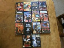 Large Troma DVD Lot*38 Movies*Twisted Justice, Redneck Zombies, Alien Blood*