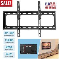 TV Wall Mount LCD Plasma For Samsung Sharp LG TCL 37 40 42 47 50 55 60 65 70''