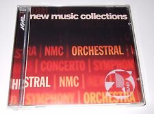 New Music Collections: Orchestral (CD, 2014, NMC) new