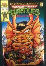 TEENAGE MUTANT NINJA TURTLES ADVENTURES #28 (1992) Archie Comics 1st VG+