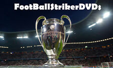 2012 UEFA Champions League Final Bayern Munich vs Chelsea DVD