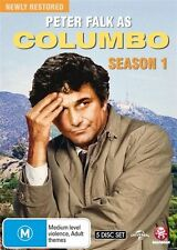 Columbo: The Complete Season 1 (Newly Remastered) NEW R4 DVD