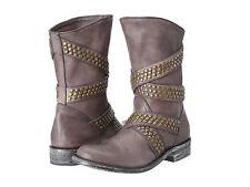 Old Gringo Queentia Short  Womens Boots  Barroco Leather  6.0US  NIB