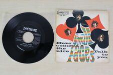 Small Faces Here Come The Nice 7 Vinyl Single 1967 Italian Press IMI503 EXC SQ