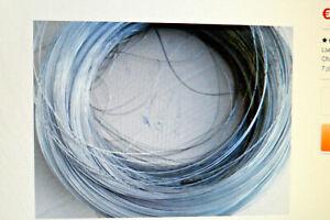 Fil inox D = 0,70 mm (L=8 mètres) pour Ressort Loisirs créatifs  Corde à piano