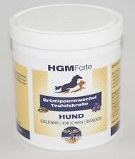NEU- speziell für ALTE Hunde: Grünlippmuschel-Teufelskralle-Pulver-Mix, 500g