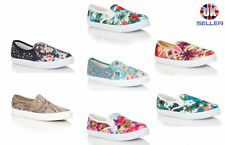 Casual Floral Shoes for Women